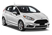 ford fiesta for rent in Pisa
